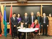 越南与澳大利亚加强促进人权教育内容的合作