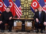 """美朝领导人第二次会晤:特朗普对朝鲜无核化""""毫不匆忙"""""""