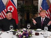国际媒体对美朝领导人第二次会晤取得的成果持乐观态度