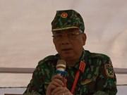越南二级野战医院医疗队在南苏丹班提乌举行越南医师节纪念活动