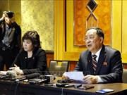 朝鲜深夜在河内召开新闻发布会 公布在美朝领导人第二次会晤中的实质性建议