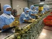 1-2月越南农林水产品出口额有所略降