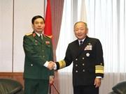 越南与日本防务合作关系日益走向深入