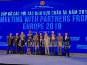 越南加强与欧洲地区各伙伴的对接