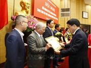 河内市表彰为美朝领导人第二次会晤作出贡献的集体和个人