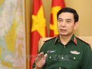 越南人民军总参谋长潘文江上将出席第16届东盟国防司令会议