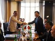 范平明访问菲律宾并出席越菲双边合作混合委员会第九次会议