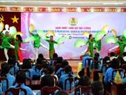 越南各地举行活动纪念三八国际妇女节