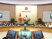 越南政府就制度建设问题召开专题会议  阮春福总理主持会议
