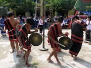 昆嵩省学校通过课外活动来保护民族传统文化