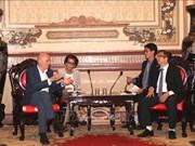 进一步加强胡志明市与比利时各地方之间的合作