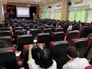 胡志明市帮助外国医生提高法律和专业知识