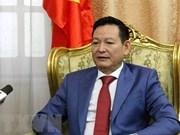埃及总统对越埃合作未来充满信心