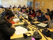 越南分享保护和促进公民权利和政治权利中的可喜成就