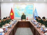 越南为二号二级野战医院做出积极准备