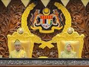 马来西亚国王呼呼民族团结