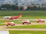 越捷未使用波音737 MAX客机
