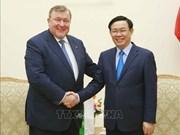 越南承诺将做国际投资银行的积极成员