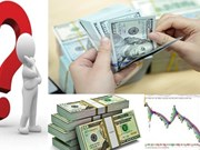 3月14日越盾兑美元中心汇率上涨5越盾