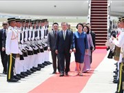 韩国总统访问马来西亚  进一步促进双边合作与交流