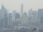 泰国空气污染严重