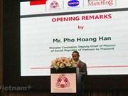 越南与泰国企业举行投资经验分享会