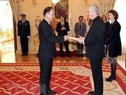 越南在安道尔公国设立名誉领事办事处