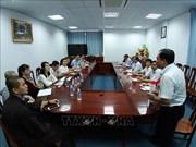 芹苴大学与中国文化研究中心展开合作