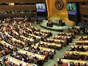越南参加联合国会议为提高妇女在工业领域中的地位建言献策