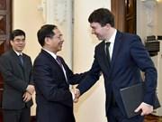越捷两国举行副外长级政治磋商