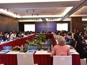 东盟地区论坛海洋安全中期工作组第十一次会议圆满结束