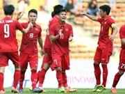 越南国足队将赴泰参加2019年泰王杯足球赛