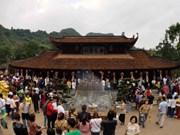 2019年香寺庙会吸引游客量超过100万人次