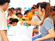 泰国大选:75%选民参加提前投票