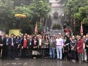 河内市推介首都文化 加深友谊