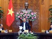越南政府总理阮春福: 行动果断高效  增强人民和企业的信心