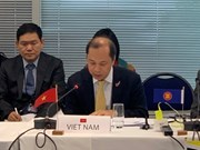 越南与新西兰外交部第11次政治磋商在新西兰举行