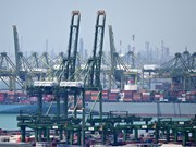 新加坡2月非石油产品国内出口增幅回升