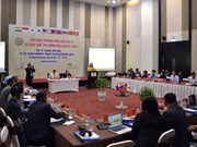 亚洲农民合作组织在岘港市召开第19届年会