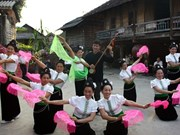 """""""傣族群舞艺术""""和""""占族瓷器制作艺术""""申请成为UNESCO人类非物质文化遗产"""