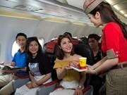 从芹苴市起飞的三条新航线即将首飞 越捷出售140万张特价机票