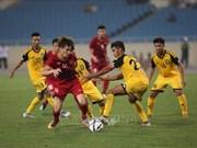 2020年亚洲U23足球赛资格赛:越南队首战告捷 6-0大胜文莱队