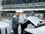 越南Vinfast将155辆汽车送到世界14个国家进行检测