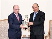阮春福:越南始终重视发展与德国的战略伙伴关系