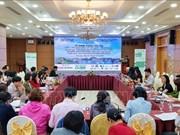 """""""减少塑料污染行动网络""""项目在广宁省启动"""