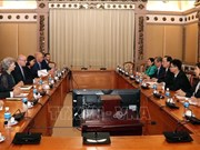 胡志明市与新西兰加强教育领域的合作