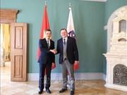 越南加强与德国图林根州加强合作