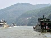 第80次中老缅泰湄公河联合巡逻执法行动结束