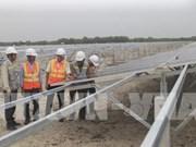 广治省首家太阳能发电厂将于今年6月投入运营