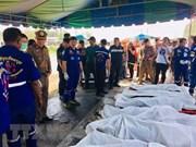 泰国西部发生重大交通事故  致5名越南人遇难